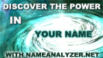 Name analyzer logo